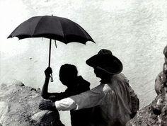 Sea of Tenderness. Oaxaca, Mexico. 1950s. by Lola Álvarez Bravo