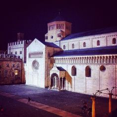 Duomo di San Vigilio - Trento, Italy