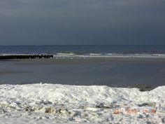 Der Strand im Winter auf Norderney - ein Jungbrunnen für die Gesundheit.