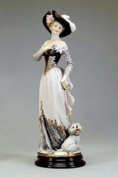 Armani figurine Christine