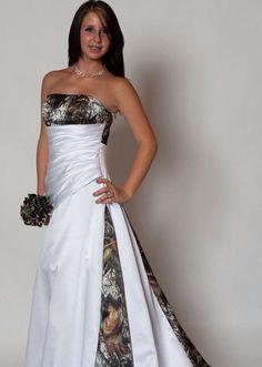 e19dcc3fcc426 14 Best Camo dresses images in 2013 | Camo Dress, Camo Wedding, Dresses