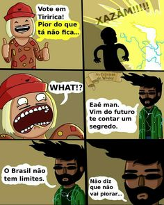 Acompanhe as tirinhas no Facebook: as crônicas de wesley Freaking Hilarious, Funny Cute, I Dont Know Anymore, Top Memes, Funny Comics, Funny Posts, Comic Strips, Funny Images, Comedians