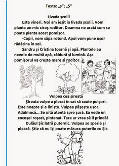 ": Să citim:""ș""; Worksheets For Kids, Activities For Kids, Romanian Language, School Lessons, Kids Education, Speech Therapy, Kids And Parenting, Kids Learning, Preschool"