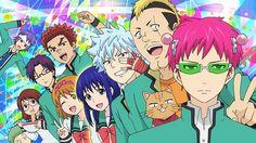 Thông báo mới từ Anime Saiki Kusuo no Ψ Na