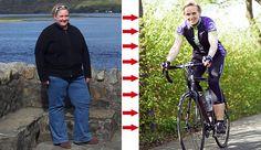 Minus 73 Kilo: Eigentlich wollte unsere Leserin nur ein paar Tage fasten, um ihre Verdauungsprobleme in den Griff zu bekommen. Doch dann packte die 140-Kilo-Frau der Ehrgeiz. Das Ergebnis: minus 73 Kilogramm in 24 Monaten. www.womenshealth.de/heldinnen