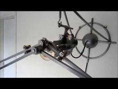 Mechanical Kinetic Sculptures By Bob Potts Inspired By Animals - Mechanical kinetic sculptures bob potts inspired animals