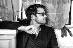 Misha Collins : Petco Park Gishwhes Gishbus stop, San Diego Comic Con, July 2016 Monica D Photography