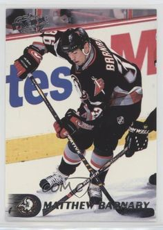 790f08458 1998-99 Pacific  36 Matthew Barnaby Buffalo Sabres Hockey Card