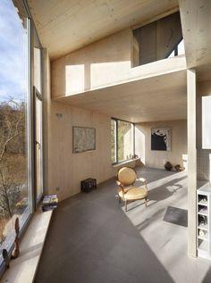 Casa Familiar en Zbecno / A.LT Architekti,© Tomas Rasl