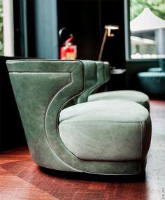 Кресло Baxter Etienne