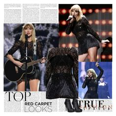 """""""Taylor Swift~DirectTV Now Super Night Concert 2017"""" by tvshowobsessed ❤ liked on Polyvore featuring Stuart Weitzman"""