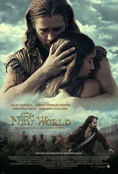 Entry #60: The New World Set: 1607-1616 // https://plus.google.com/107011618371238427103/posts/MqgC7XaVETV // Rotten Tomatoes