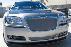 #CHR3002S Chevrolet 300 Grille MX Silver Upper Insert Grillcraft #Grillcraft #ChromeTrim