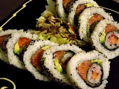 Samouraï Sushis, Besançon, Le best-of des sushis