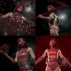 Arte Kombat Mortal, Mortal Kombat Games, Liu Kang And Kitana, Samurai, Sonya Blade, Mileena, Star Wars Collection, Girls Characters, Tokyo Ghoul