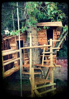 treehouse gallery of ideas