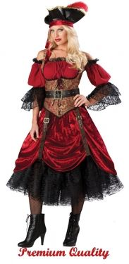 Women's Pirate Costume
