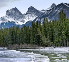 Three Sisters, Canmore - Canmore, Alberta