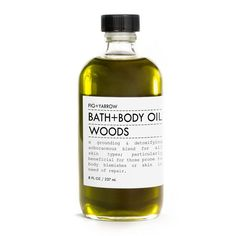 BATH+BODY OIL {WOODS} | $44 (refill from the small tester size I loved)