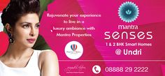 Live a luxuious life at Mantra Senses‬ by Mantra Properties‬ in affordable budget at Handewadi‬ Pune‬