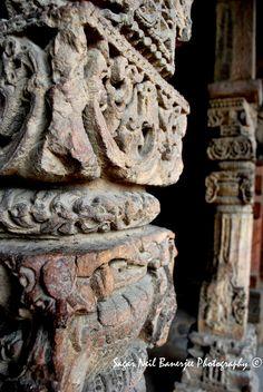 Stone Pillars...