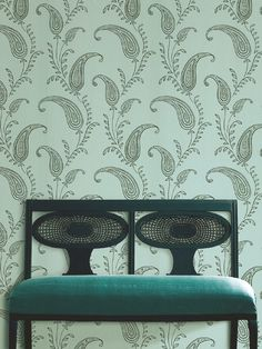 Verve Kenneth James Wallpaper by Brewster. Find this pattern at AmericanBlinds.com.