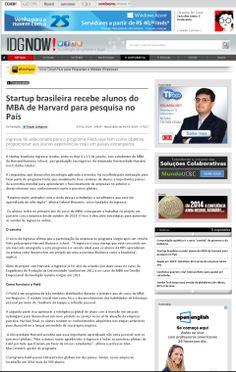 Startup brasileira recebe alunos do MBA de Harvard para pesquisa no País