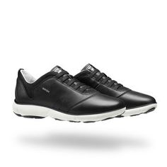 Find Nebula women's sneakers in black. Free and easy returns at Geox.com.