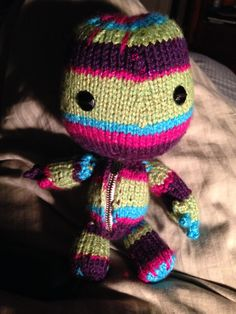 Little Big Planet Dude - fiesta By Crystal