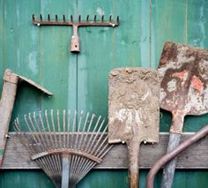 Before you hang up your garden tools for the season, you have a bit more work to do.