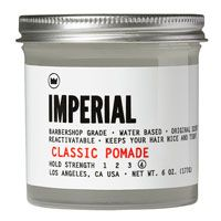 Classic Pomade. America's Strongest Holding Water-based Pomade    http://imperialbarberproducts.com/