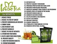 (1) Sachet of Iaso Tea is approximately a one week's supply.The Original Iaso Tea is powered by a unique proprietary blend of all-natural ingredients. Imagine a white tea, a green tea and a great- tasting herbal tea all wrapped up into one great product.That's Iaso Tea. Two cups of Iaso Tea each day has helped tens of thousands of people to cleanse their body of toxins and flush excess waste. Iaso Tea is not available in stores. It can only be purchased through TLC Independent Business…