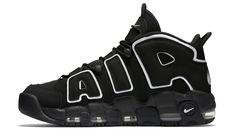 online store d0851 b5b2e BUY Nike Air More Uptempo Black White   Kixify Marketplace Best Sneakers,  Men s High Top