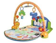 Fisher-Price Discover 'n Grow Kick and Play Piano Gym - http://www.discoverbaby.com/fisher-price/fisher-price-discover-n-grow-kick-and-play-piano-gym-2/