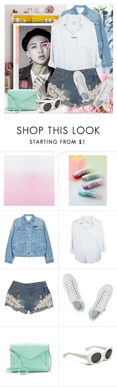 """""""BTS - Fire M\V"""" by anarita11 ❤ liked on Polyvore featuring Free People, Étoile Isabel Marant, adidas and Apt. 9"""