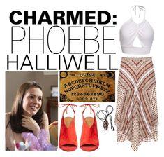 """Charmed - Phoebe Halliwell"" by booooooom ❤ liked on Polyvore featuring 10 Crosby Derek Lam and Aquazzura"