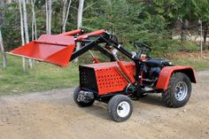 Compact Tractor with Loader | Princess Auto