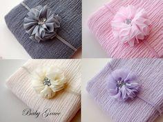 Hey, I found this really awesome Etsy listing at https://www.etsy.com/listing/242850414/newborn-headband-and-wrap-set-newborn