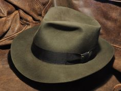bd1250d466d Fedora Hats - Indiana Jones Hat - Mens Hats - Penman hat company Mens Dress  Hats
