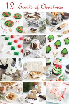 Sprinkle Bakes: 12 Treats of Christmas