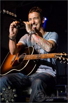 His smile takes over his whole face! Daddy I Love You, Im In Love, Love Of My Life, Sully Erna, What Kind Of Man, Hottest Guy Ever, Under My Skin, Play Soccer, Him Band