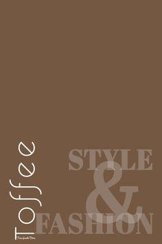 Chocolate Truffles, Toffee, Pantone, Diva, Ss, Palette, London, Words, Colors