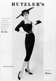 Ben Reig dress and hat