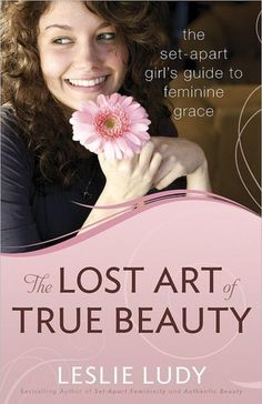 My mom and I were just talking about how our culture has lost the art of beauty. It's as if we're PROUD of ugly, and deliberately make things that are cold and harsh.  I REALLY want to read this book.