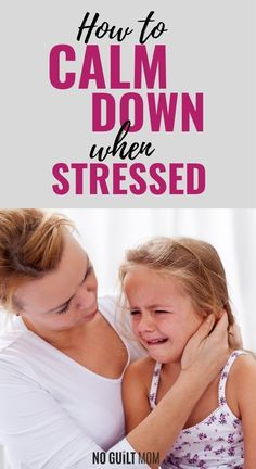 We all get stressed and anxious. We give easy calm-down strategies for your and your kids to help you both cool down when stressed. These tips are perfect for parents and kids! via @noguiltmom Chores For Kids, Activities For Kids, Magic Secrets, Road Trip Games, Toddler Discipline, Kids Behavior, Calm Down, Child Life, Anger Management