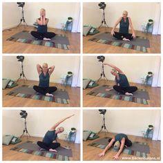Schouder Oefeningen Yoga