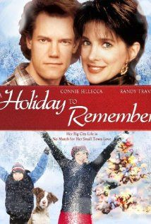A Holiday to Remember- In this warm adaptation of Kathleen Creighton's novel A CHRISTMAS LOVE, Connie Sellecca stars as divorced mom Carolyn who, along with her young daughter Jordy (Asia Vieira), moves back to her tiny Southern hometown after her marriage falls apart.