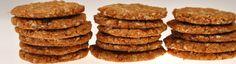 De Anzac biscuits zijn koekjes met een bijzonder verhaal. Ze komen voor uit de Eerste Wereldoorlog.