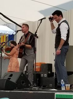 """The Ragman"" Byrne and Kelly Kansas City Irish Festival 2017"