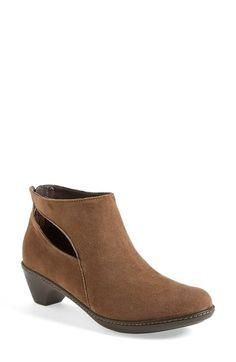 Dansko 'Bonita' Suede Boot (Women) available at #Nordstrom